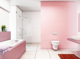 Светлината в банята – важна част от комфорта!