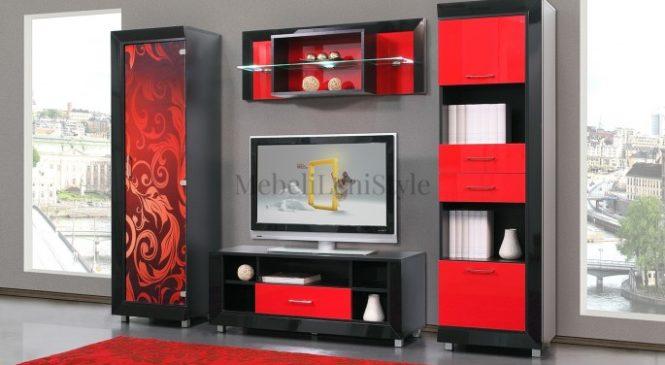Подарете си луксозен хол със звездните предложения на mebelilenistyle.com