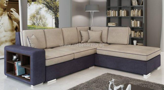 Ъглови дивани – супер решение за почивка, спане, организиране на пространството у дома.