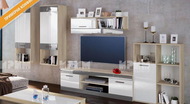 Мебелно вдъхновение с модулните секции на магазин Арена