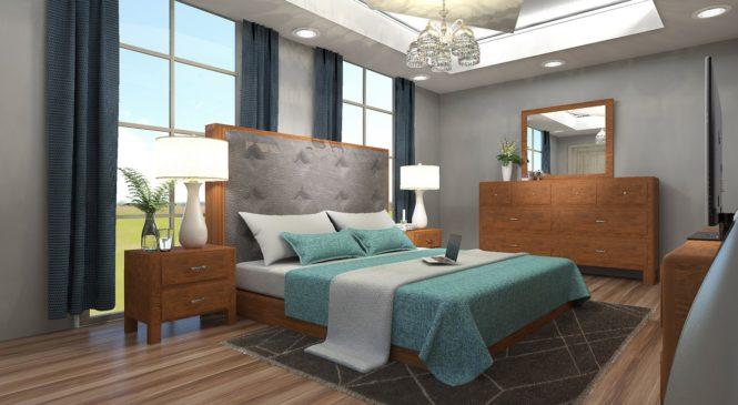 Всичко или нищо – мебелирайте безкомпромисно спалнята