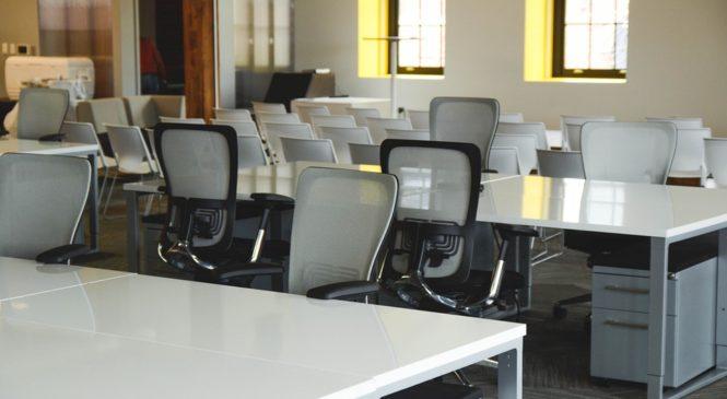 Иновации при обзавеждане с офис бюра