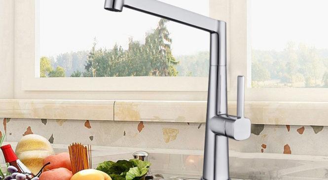 Вид и материали – две основни изисквания при избор на смесители за кухни